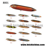 High Quality Plastic Hard Fishing Lure Pencil Lure