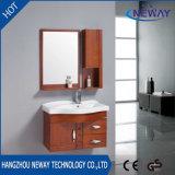 New Wholesale Solid Wood Wall Bathroom Vanity Modern