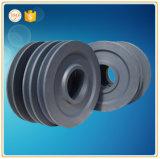 Customized Iron Casting Belt Roller, Belt Pulley