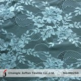 Jacquard Flower Lace Fabric for Clothing (M0250)
