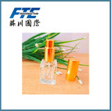Square Shape Perfume Glass Container