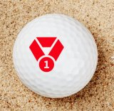 Personalized Custom Golf Ball Marker Dia. 12mm