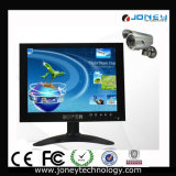 Professional High Resolution 7 Inch 8 Inch Metal Case CCTV Monitor with BNC, VGA, AV Input Ports