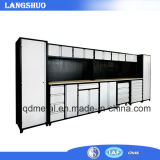2017 New Big Storage Cabinet Multifunctional Metal Tool Workbench