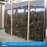 China Coffee Brown Marble Wall Floor Tiles and Countertops Slabs