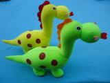 Cute Dinosaurs Printed Cushion Pillow