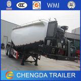 2axle 45cbm Bulk Cement Tanker Semi Trailer for Sale