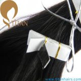 Have Stock PU Skin Weft Tape Hair Extension