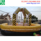 Inflatable Wrecking Ball Game for Sale (BJ-SP16)
