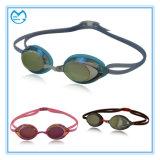 Competition Silicone Anti Fog Swim Goggles with Prescription Lenses