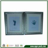 Modern Wooden Double Picture Frames for Gift