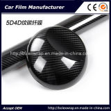 High Glossy Car Carbon Fiber Wrap Vinyl Film 5D Carbon Fiber Wrap, 4D Texture
