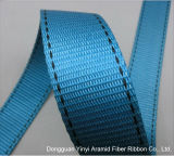45mm Blue Double Wire Polyester Lifting Belt