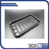Customize Black Plastic Food Tray