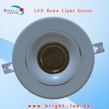 Bridgelux COB 40W PF>0.9 3200lm 110V LED Downlight