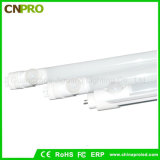 Cheap Price PIR Motion Sensor LED Tube for Car Parking Lots 2FT 100-240V 3 Years Warranty