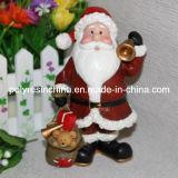 Resin/Polyresin Christmas Figure of Santa Claus Man Crafts