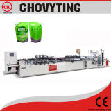 High Speed Spout Pouch Making Machine