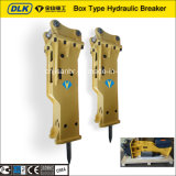 Silent Type Rock Breaker with Chisel 100mm for Construction