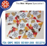 OEM Welcome Glass Cleaning Small Packed Wet Wipes