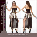 Wholesale Sexy Girls Trojan Warrior Fancy Dress Costume (5869)