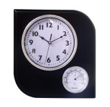 2013 New Weather Station Wall Clocks with Temperture (YZ-8984)