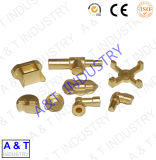 CNC Customized Aluminum/Stainless Steel/Brass Valve Fittings Made of Brass