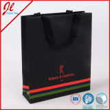 Fashion Wrapping Shopping Gift Packing Paper Bag with Strings