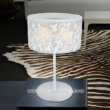 Modern Glass Table Lamp Decorative Light Lighting with LED Bulbs