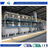 2016 Hot Sale Waste Tyre Recycling Machine