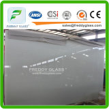4mm Ivory Paint Glass/Painted Glass/Coated Glass/Lacquered Glass/Art Glass/Decorative Glass