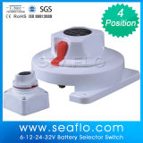 3 Position Switch Selector for Boat & RV Battery Isolator Switch