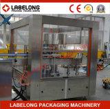Hot Melt Glue/Roll-Fed Labeling Machine for Pet Bottle