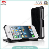 New Quality Cell/Leather/Filp/PU/Stand Phone Cases Cover for iPhone 5