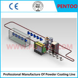 Powder Coating Line for Painting Wooden Articles with Good Quality