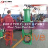 Ductile Iron Slurry Knife Gate Valve for Mining Industry