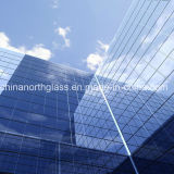 Double Silver Low E Coated Glass