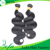 No Chemical Health Human Hair Extention Cuticle Intact Indian Hair