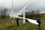 Pitch Controlled Wind Power Turbine
