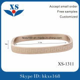 Gold Plated Jewelry Wholesale 316L Bangles for Lady