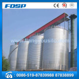 2017 Newest Steel Silo with Competitive Price Corn and Wheat Grain Silo