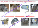 Gas Electrical Coal Heating Potato Chips Blanching Machine