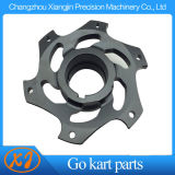 CNC 6061-T6 Aluminum 30/40/50mm Sprocket Carrier Hub