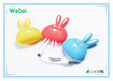 New Cartoon Rabbit 3 in 1 USB Cable with Fast Speed (WY-CA32)