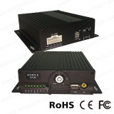 4CH High Definition Ahd 720p SD Card Mobile DVR