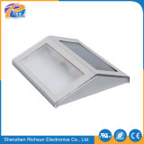 IP65 Aluminum Outdoor LED Solar Garden Wall Light for Corridor