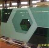 Enamel Glass Product, Silkscreen Glass, Ceramic Frit Glass