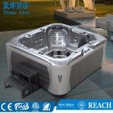Acrylic Round Outdoor Massage SPA Bathtub, Hot Tub (M-3390)