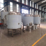Wholesale Beer Brewing Equipment with Diesel Fuel Tank, Flocculation Tank Prices