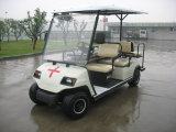 4 Seater Electric Ambulance Car for Hospital Transportation